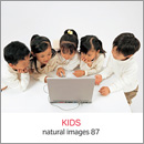 素材集:natural images 87 KIDS
