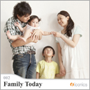 素材集:iconics Vol.2 Family Today